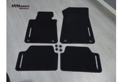 Alfombrillas especificas para Bmw Performance