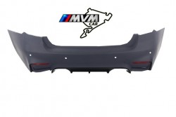 Paragolpes trasero BMW Serie 3 F30 tipo M3